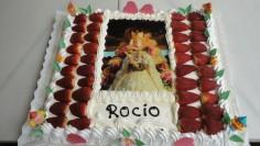 Tarta para Rocio